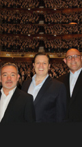 The Irish Tenors: A Musical Journey