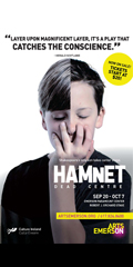 ArtsEmerson Presents HAMNET